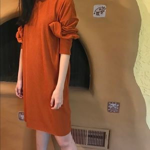 Adorable Tunic oversized. Crazy long sleeves. Bnew